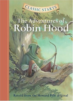 Comprehension Unit - The Adventures Of Robin Hood - Chapter 3