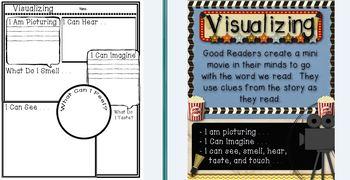 Comprehension - Visualizing