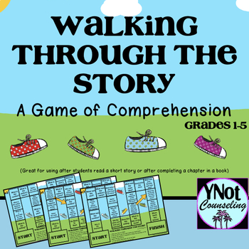 Reading Comprehension Games: Walking Through The Story