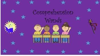Comprehension Wands