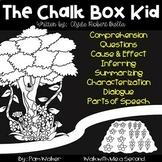Comprehension Work on The Chalk Box Kid (A Book Companion)