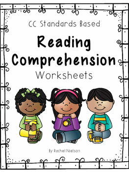 ELA Common Core Worksheets and Graphic Organizers - Nonfiction and Fiction