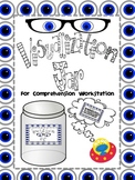 Comprehension Workstation and Centers Visualization Jar