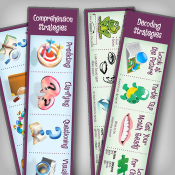 Comprehension and Decoding Toolkit - Sample (preview version)