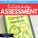 Comprehension and Fluency Assessment - Literacy Reading As