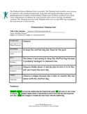 Comprehension and Summary Activities for Jamaica's Find