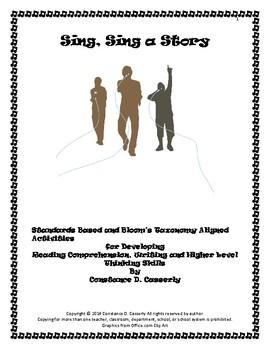 "Literature Analysis - ""Sing, Sing a Story"