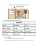 French Listening Comprehension - La santé - La lèpre - 3 Versions for levels