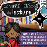 French reading strategies/ Compréhension de lecture en français / Lecture guidée