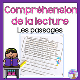French Reading Comprehension Passages