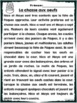 Compréhension de lecture - PÂQUES ET PRINTEMPS - French Reading Comprehension