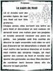 Compréhension de lecture - Thèmes: HIVER ET NOËL - 5 textes et questions