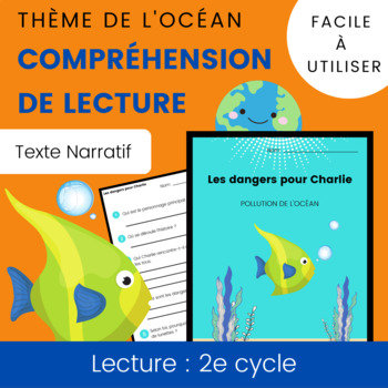 Compréhension de lecture EAU 2e cycle - Reading Comprehension in French