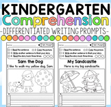 Reading Comprehension for Kindergarten