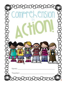 Comprehension in Action! - Small Group Activities for High Students