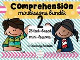 Comprehension minilesson bundle #2