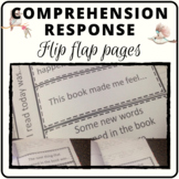 Comprehension reading and writing task