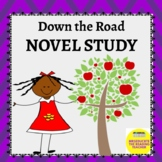 Comprehension response packet: Down the Road
