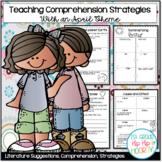 Teaching Comprehension strategies wth Favorite April Literature!