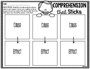 Comprehension that Sticks