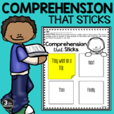 Comprehension that Sticks