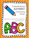 Comprehensive Alphabet Handwriting Packet with First Sound