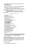 Comprehensive American History Handouts and Review Sheets