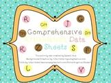Comprehensive Articulation Data Sheets
