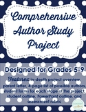Comprehensive Author Study Project