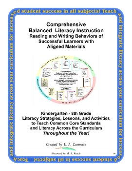 Comprehensive Balanced Literacy Planning and Instruction