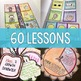 Classroom Guidance Lesson Bundle with Interactive Notebook