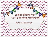 Comprehensive Co-Teaching Planbook