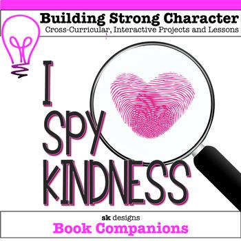 Comprehensive Cross-Curricular Kindness, Community, Positive Mind Sets Lessons