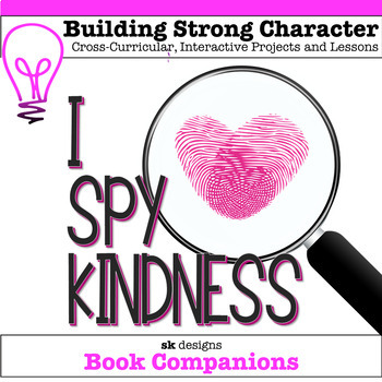 Comprehensive Cross-Curricular Kindness, Community, Positive Mind Sets Lessons