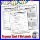 Comprehensive DNA as Evidence Lesson & Activities - Forensic Science 101