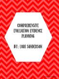 5D Cel Comprehensive Evaluation Packet