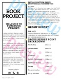 Comprehensive Group Book Project