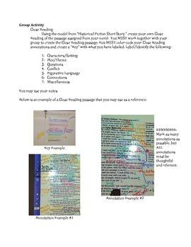 Comprehensive Historical Fiction Literature Circles Unit