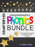 Comprehensive Kindergarten PHONICS Bundle