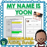 My Name Is Yoon by Helen Recorvits Lesson Plan and Activities