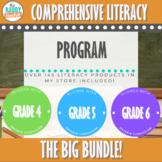 Comprehensive Literacy JUNIOR Bundle *Ontario Curriculum*