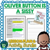 Oliver Button is a Sissy by Tomie dePaola Lesson Plan and Activities