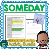 Someday by Alison Mcghee and Peter Reynolds Lesson Plan and Activities