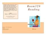 Comprehensive Literacy Reader's Workshop Menu