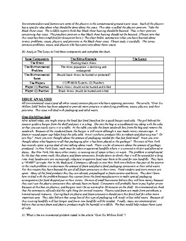 Comprehensive Lorax Activity for APES
