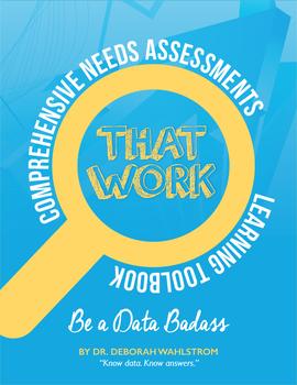 Comprehensive Needs Assessment Toolbook