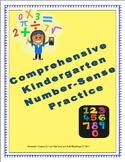 Number Sense Practice - math homework helper or centers work