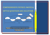 Comprehensive Physics: Optics and waves questions and solutions