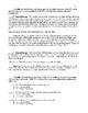 Comprehensive Plagiarism Quiz with Key - CCSS Aligned
