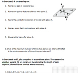 Comprehensive Review of all Basics of Geometry Common Core